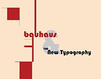 Bauhaus Timeline