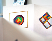 Max Bill foldable exhibition