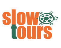 Website and logo: Slow Tours