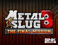 Metal Slug 8 | Logo Concept