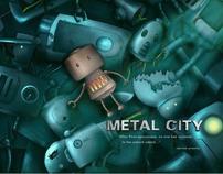 """Metal City"" animation"
