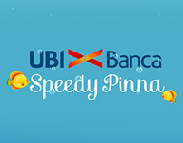 UBI Banca - Speedy Pinna - Web Game