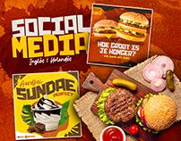 Social Media - Restaurant