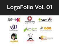 LogoFolio Vol. 01 - مجموعة شعارات