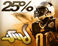 Banners: Now! 25%