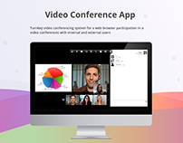 Video Conference application