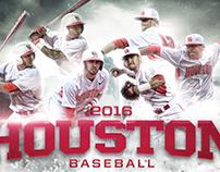 2015-16 Houston Sport Posters