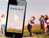 Black Hills Responsive Website