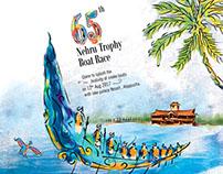 Boat Race Artwork