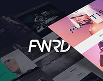 FRWD - Versatile Musician Wordpress Theme