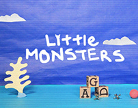 Little Monsters Brand Package / Motion