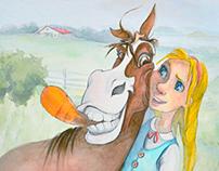 Cody the Pony goes to Pony Cub
