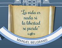 Día de la Independencia, para Eventbrite Argentina
