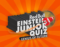 Einstein Junior Quiz | Branding & Design