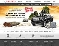Isuzu Web V2