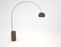 louis vuitton arco lamp