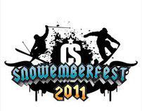 Logo Snowemberfest 2011