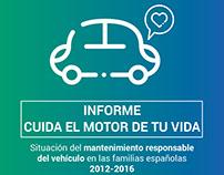 I Informe Cuida el Motor de tu Vida | eBook Infografía
