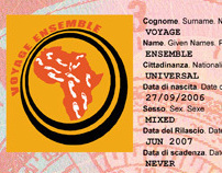 Art: Passport, Voyage Ensemble