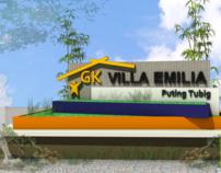 Proposed Gawad Kalinga Marquee