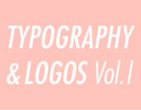 Typography & Logos Vol.1