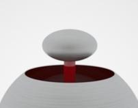 bowl lamp