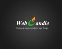 Web Candle Logo