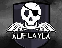 Logo for a gaming clan