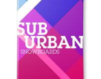 Suburban Snowboards 2007/2008