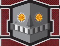 Robot DeNiro DVD Package & Website