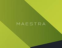 Maestra Materials