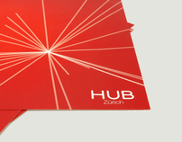Hub Branding - Collateral