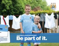 MCFC Seasoncard Campaign