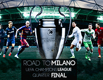 Road To Milano