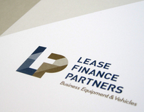 Lease Finance Partners Branding