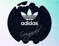 3D / 2D Design - Adidas Originals Concepts