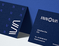 Brand identity: Innova aligners & orthodontic devices