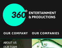 360 Entertainment and Productions