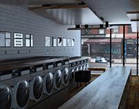 East Village Laundromat Renovation