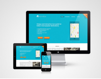 Working on a responsive website for MIE