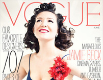 Vogue (Magazine Redesign)