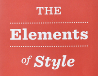 The Elements of Style: Section 1