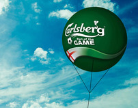 Carlsberg Part of The Game