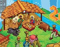 Pixel Christmas: PIXEBRE