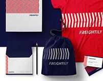 Branding Freightily