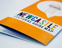 Newcastle Guide Map