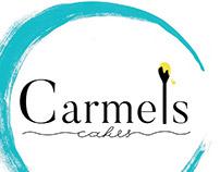 Carmel's Cakes - Corporate Identity