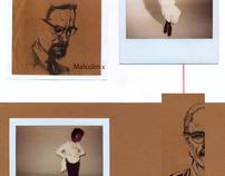 Designing for Malcolm x. (December 2008)
