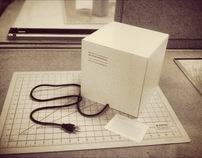 Cube as Origin (Minor Project, Tulane Semester 1)