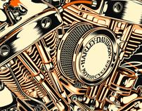 Design for Harley-Davidson - US